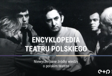 TPB performances in the Polish Theater Encyclopedia